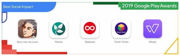 Apps impacto social