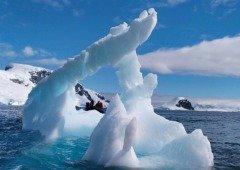 Impressionante! Xiaomi Redmi Note 8 sobrevive na Antártida e tira fotos fantásticas!