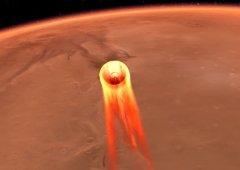 É hoje! Vê o Lander 'InSight' da NASA a aterrar em Marte em direto aqui