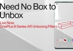 """Instagram deixa-te fazer um """"unboxing virtual"""" do OnePlus 8 e OnePlus 8 Pro! Vê como"""