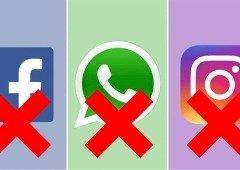 Instagram, WhatsApp e Facebook estão (outra vez) em baixo! Ninguém consegue publicar fotos