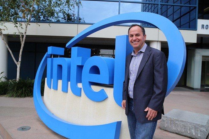 CEO da Intel Bob Swan