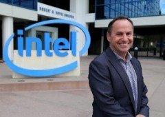 Intel só vai apanhar a AMD no fabrico de processadores em 2021, diz CEO