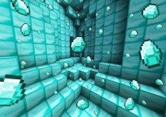 Inteligência artificial não conseguiu encontrar diamantes no Minecraft