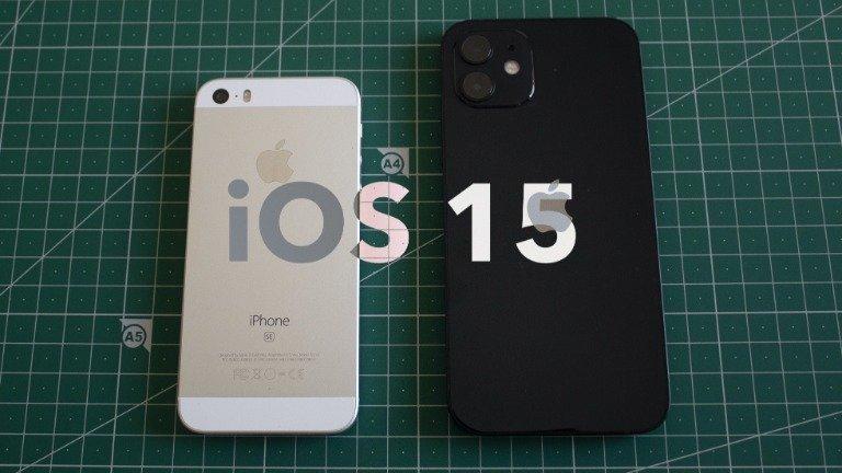 iOS 15: estes são os iPhone e iPad que devem receber a nova versão