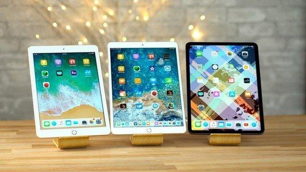 Linha iPad