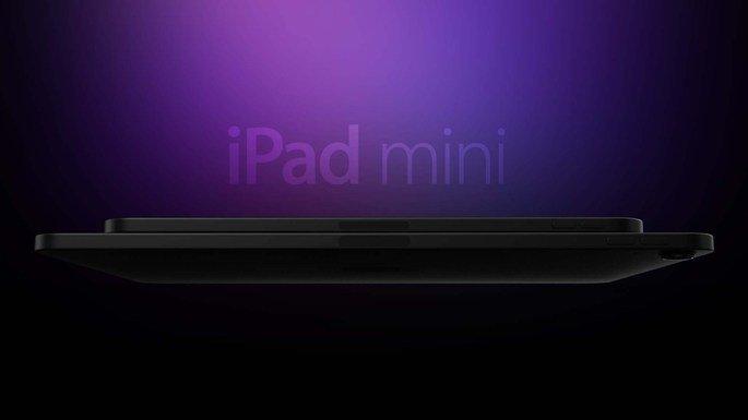Alegado design do iPad mini 6. Crédito: Jon Prosser e Rendersbylan