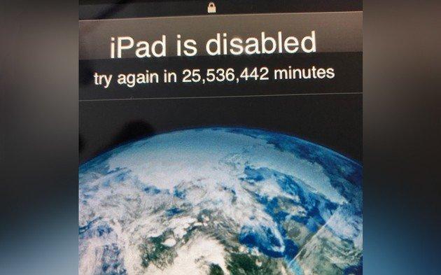 iPad meio século