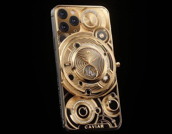 iPhone 11 capa caviar