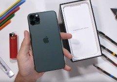 iPhone 11 Pro Max é mais resistente do que pensávamos! (vídeo)