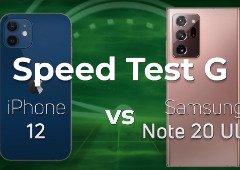 iPhone 12 arrasa Samsung Galaxy Note 20 Ultra em teste de desempenho