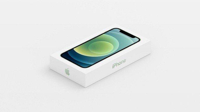 Caixa iPhone 12
