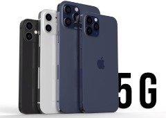 iPhone 12 pode chegar no fim de outubro ao mercado com 5G