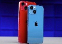 iPhone 13 contra iPhone 13 mini. Quem ganha em teste de bateria?