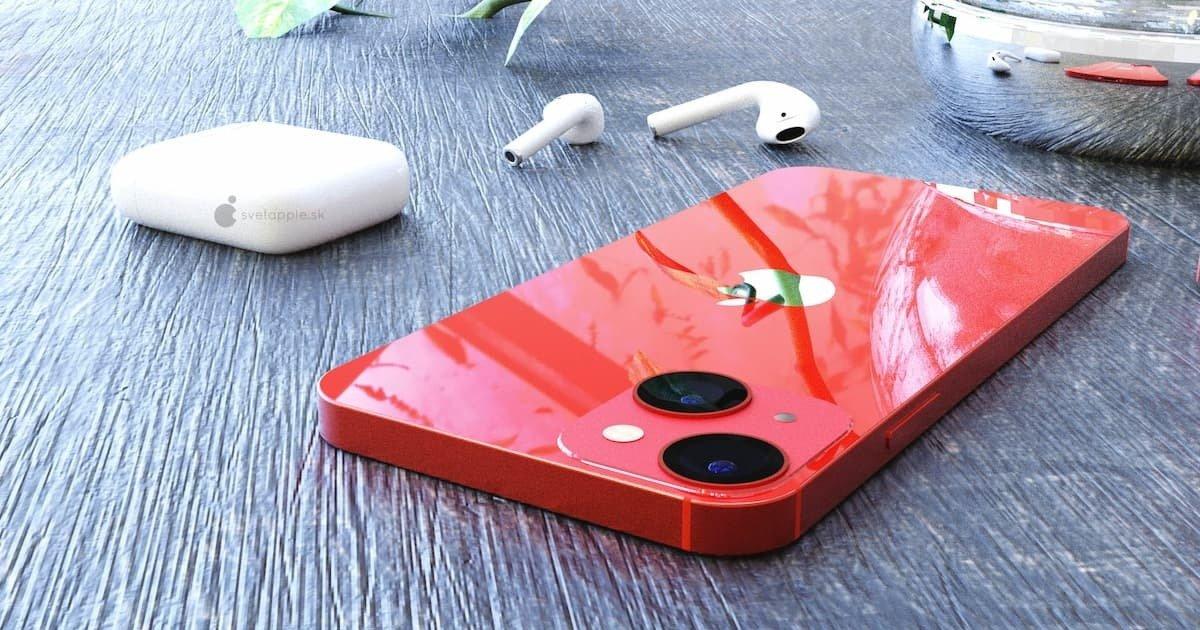 IPhone 13 mini: este é o design baseado nos rumores - 4gnews