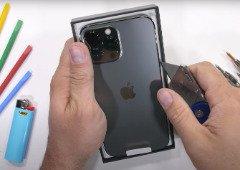 iPhone 13 Pro Max posto à prova no derradeiro teste de resistência (vídeo)