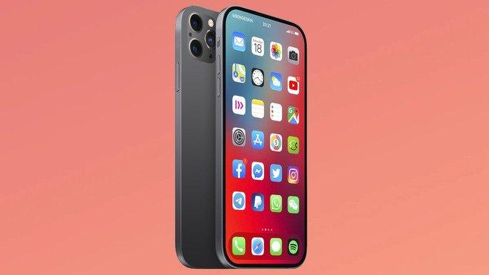iPhone sem notch