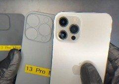 iPhone 13 terão câmaras maiores tal como comprovam os seus esquemas