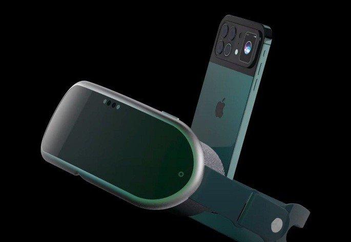 iPhone 13 VR