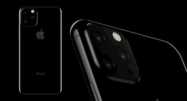 Apple iPhone 11 imagens