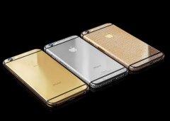 Reserva já o teu iPhone 6s e iPhone 6s Plus com o luxuoso acabamento da Goldgenie
