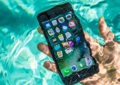 iPhone 8 passa um ano perdido no rio e volta a funcionar como se nada acontecesse