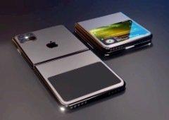 iPhone dobrável está um passo mais perto de ser lançado