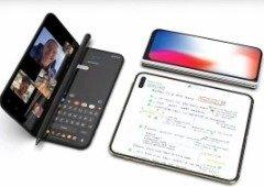 iPhone dobrável: suporte para a Apple Pencil equacionado