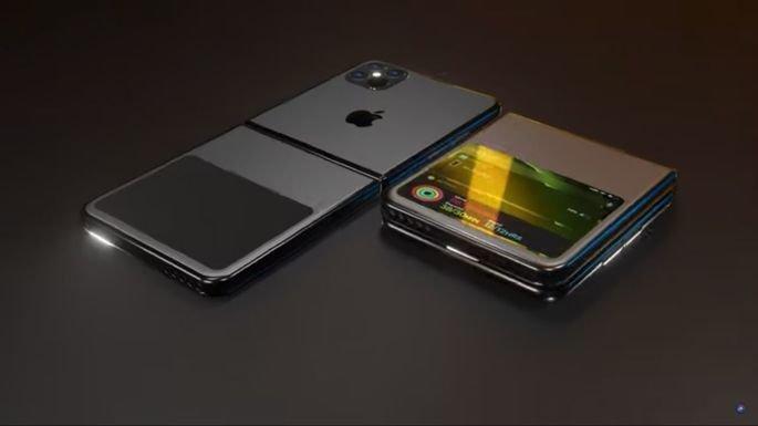 iPhone dobrável