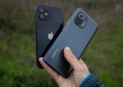 iPhone ou Android? Descobre qual tem mais armazenamento, em média