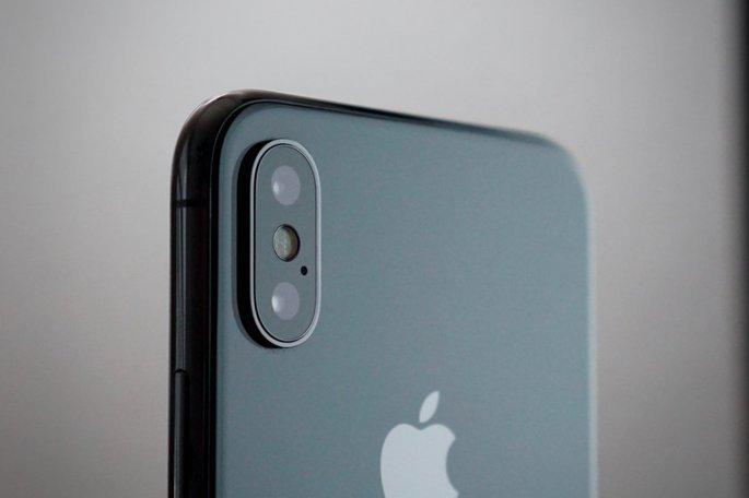 iPhone câmara