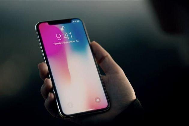 Apple iPhone X Privacidade