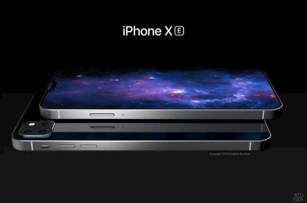 iphone xe conceito