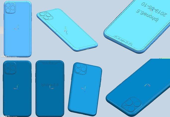 Apple iPhones, iPhone XI e iPhone XI Max