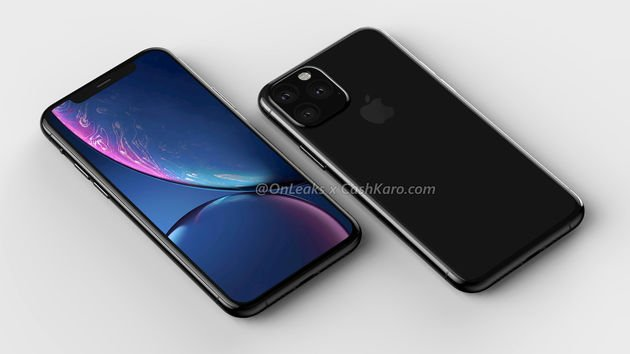 iphone x render @onleaks