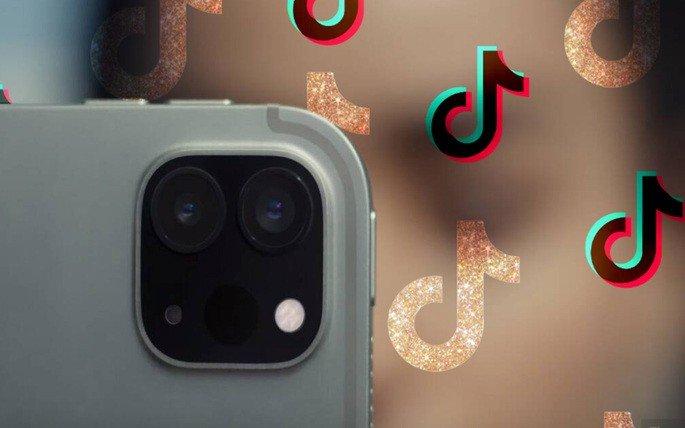 Apple LiDAR iphone 12 TikTok filtro AR