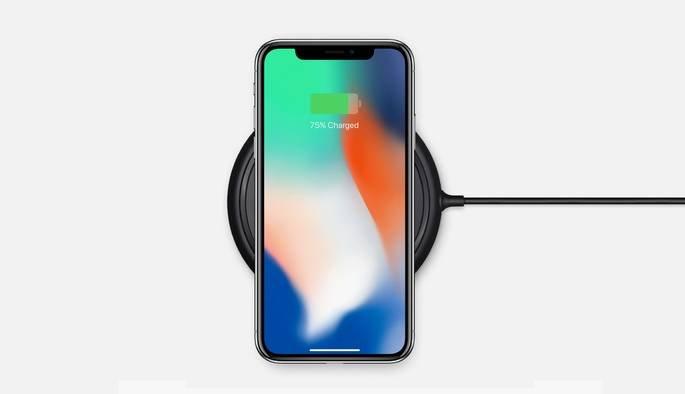 Apple iPhone carregamento UBS-C