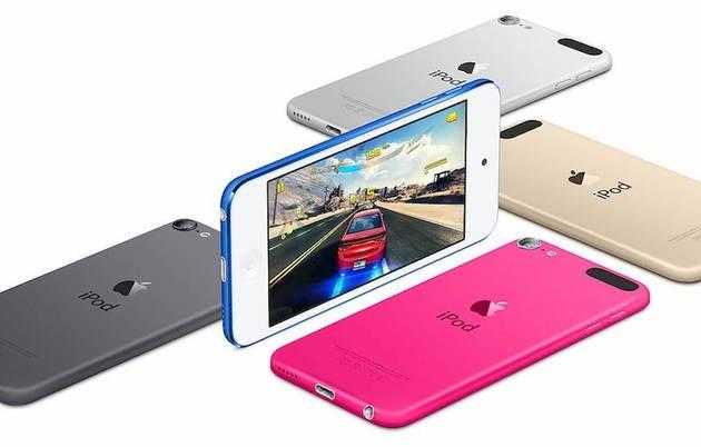O que esperar do novo Apple iPod Touch