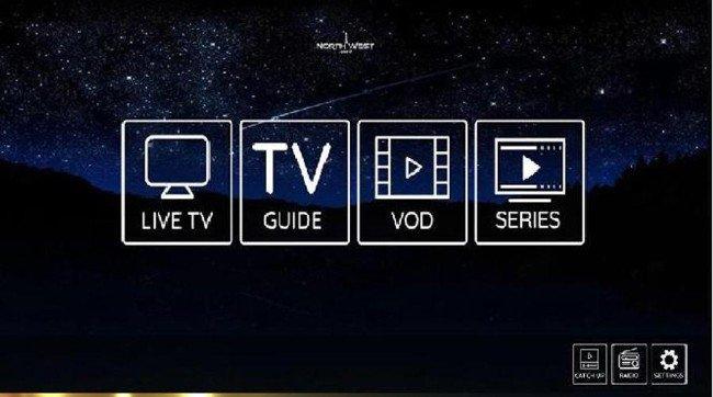 Nortwest IPTV