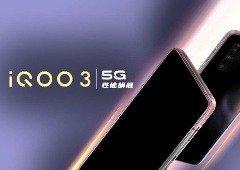 iQOO 3 5G é 'rei e senhor' da plataforma AnTuTu com pontuação impressionante