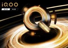 iQOO 3 5G já tem data de apresentação oficial! Um smartphone gaming (quase) de sonho