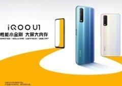 iQOO U1 foi apresentado oficialmente e chega com um preço que não vais acreditar!