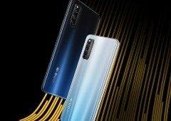 iQOO Z1x tem design revelado! Conhece o promissor smartphone gaming
