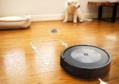 iRobot apresenta o robot aspirador Roomba j7+ capaz de reconhecer e evitar dejetos animais