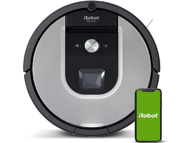 Aspirador robot iRobot Roomba 971