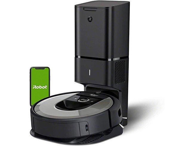 Robot aspirador iRobot Roomba i7+ (i7556)