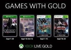 Já viste os jogos grátis da Xbox Live Gold de agosto? Chegam já no domingo!