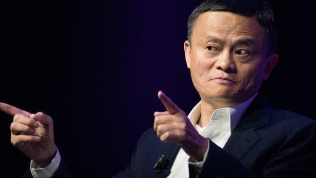 Jack Ma Alibaba China