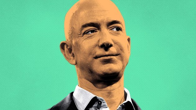 Amazon Jeff Bezos