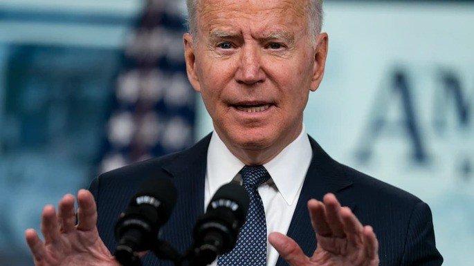 Joe Biden, presidente dos Estados Unidos da América